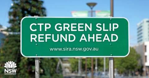 CTP Reform Means Cheaper Green Slips for Drivers